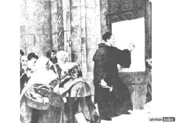 90 thesis martin luther Luther didn't mean to spark the reformation with his 95 theses, but his  only)  90-minute documentary on martin luther comprehensive leader's guide in pdf .