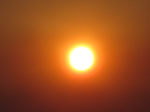 Sun - Sweltering