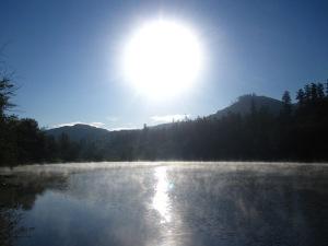 Lake Steam 11