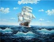 Sailling Ship 04