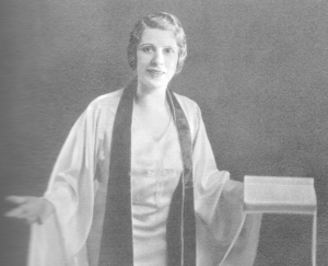 McPherson-Aimee clerical