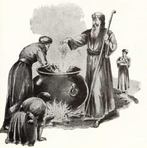 Death in Pot