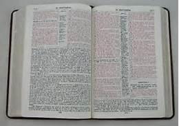 Scofield Bible