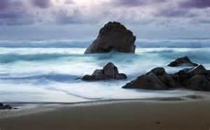 Stormy Beach 01