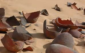 Shattered Pottery 01