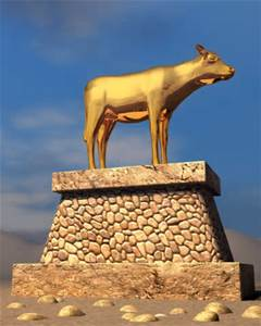 Golden Calf 01